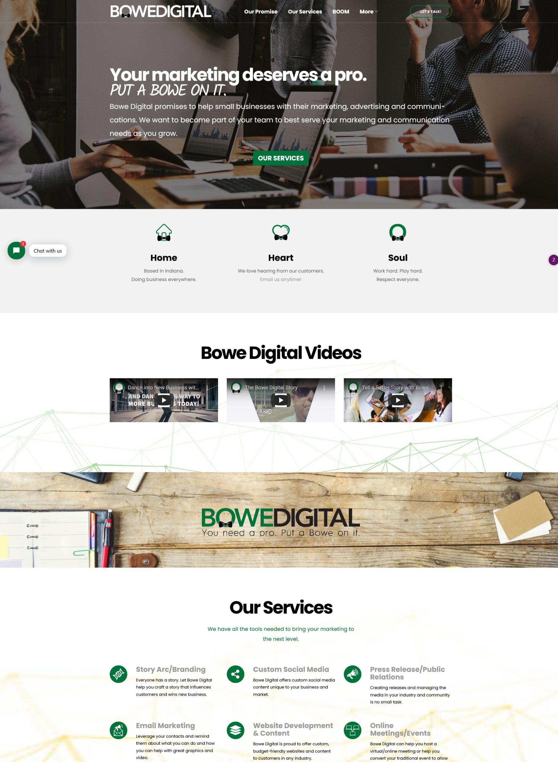 Bowe Digital